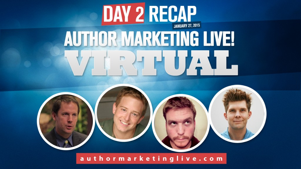 Author Marketing Live!